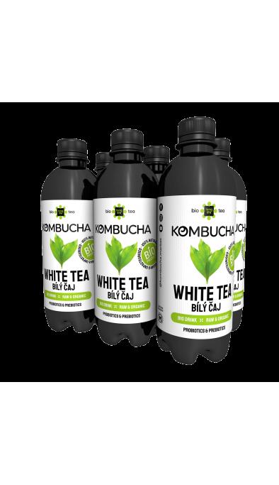 Kombucha Bílý Čaj BIO