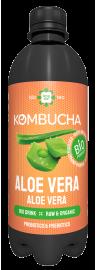 LONG LIFE BIO Kombucha Aloe Vera 0.5l
